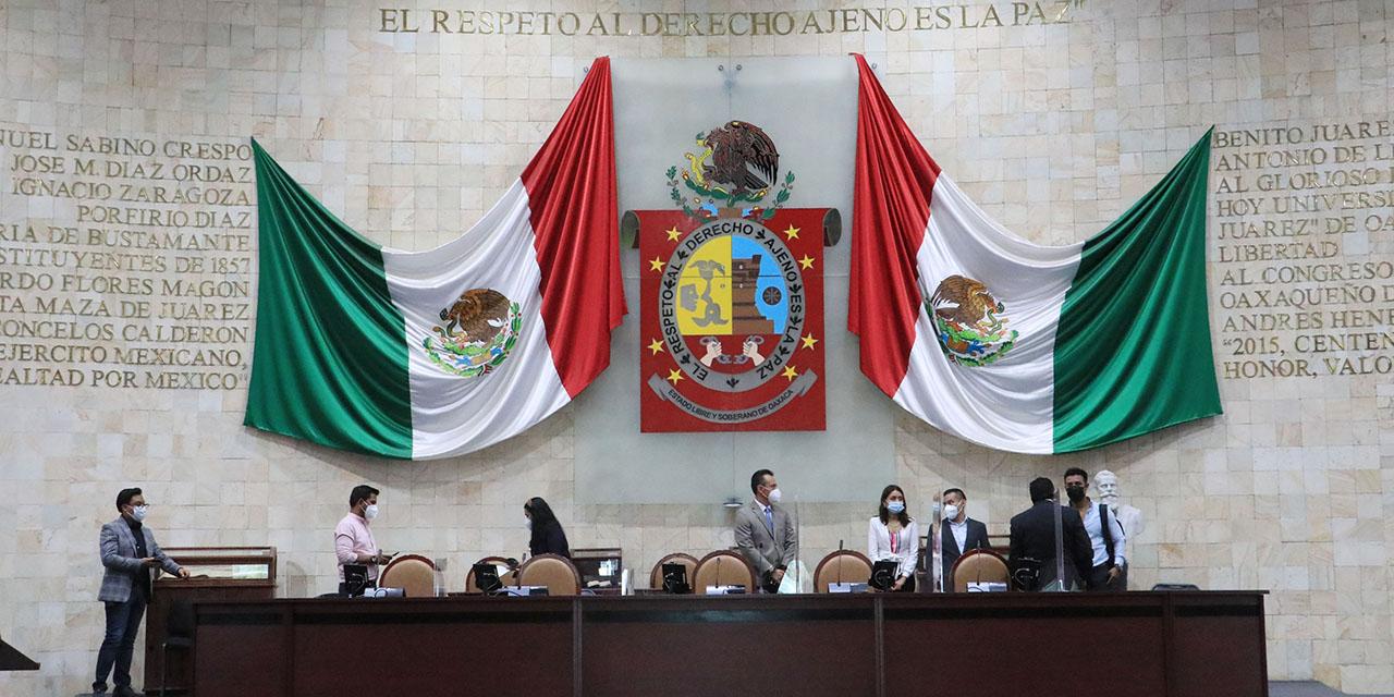 Llueven protestas en el Congreso de Oaxaca | El Imparcial de Oaxaca