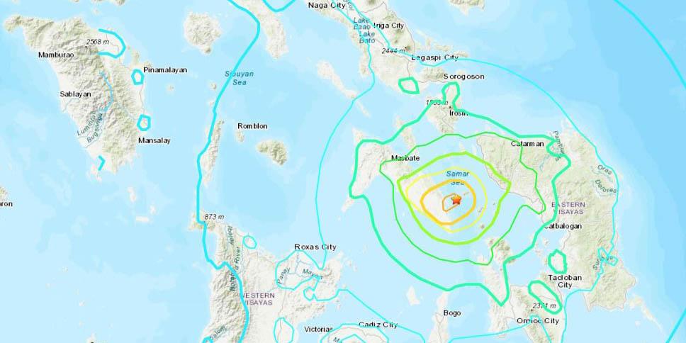 Filipinas se sacude, reportan sismo de magnitud 6.7; descartan tsunami | El Imparcial de Oaxaca