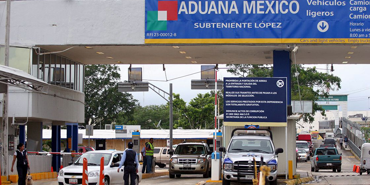 López Obrador crea nueva Agencia Nacional de Aduanas | El Imparcial de Oaxaca