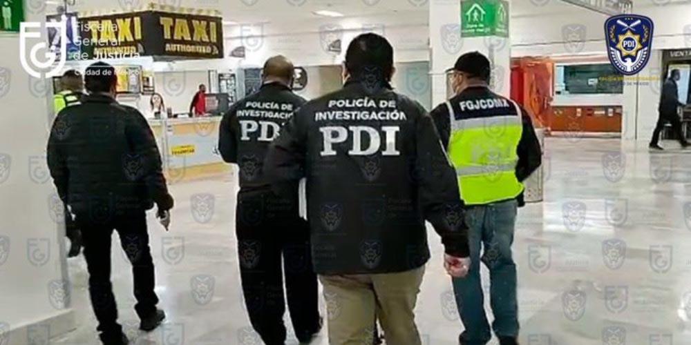 Violador de Ainara Suárez es detenido, el sujeto buscaba volar a Miami | El Imparcial de Oaxaca