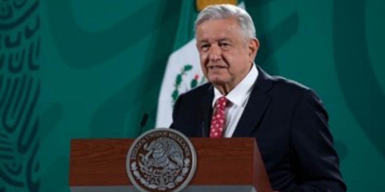 Asegura AMLO que no habrá reforma fiscal | El Imparcial de Oaxaca
