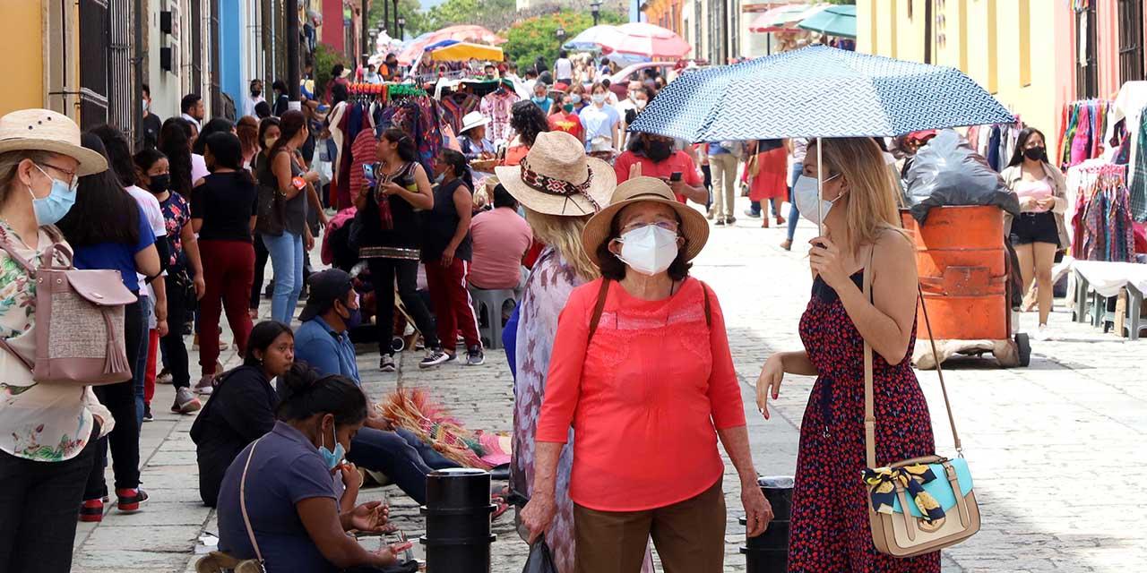 Oaxaca, aún sin huella de la variante Delt | El Imparcial de Oaxaca