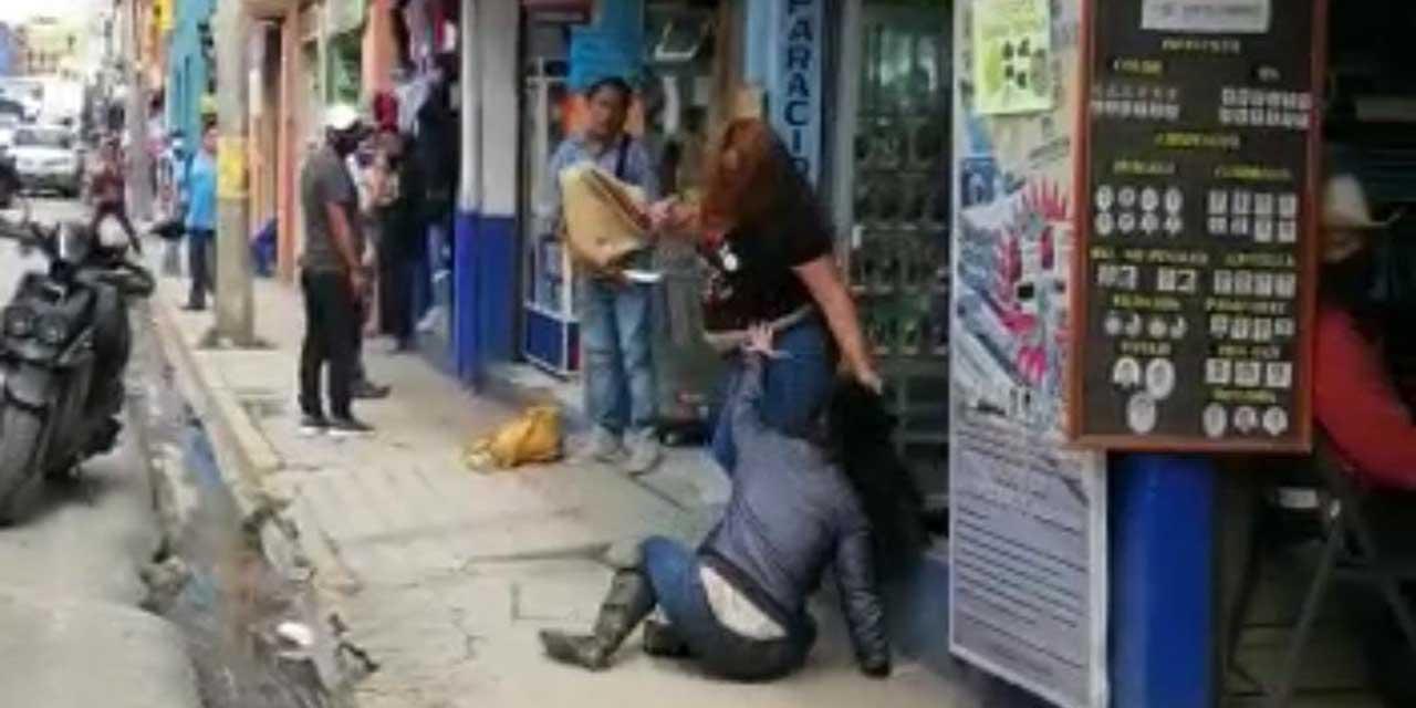 Caen presuntos asaltantes, por falta de denuncia quedan libres   El Imparcial de Oaxaca