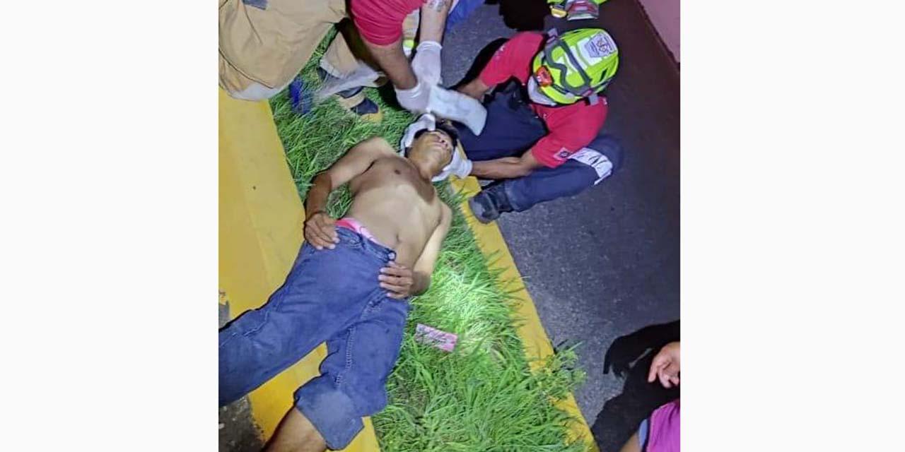 Atropellan a hombre en Santa María Huatulco   El Imparcial de Oaxaca