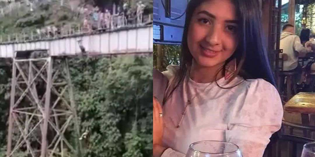 Mujer se lanza de bungee sin cuerda lista y muere | El Imparcial de Oaxaca