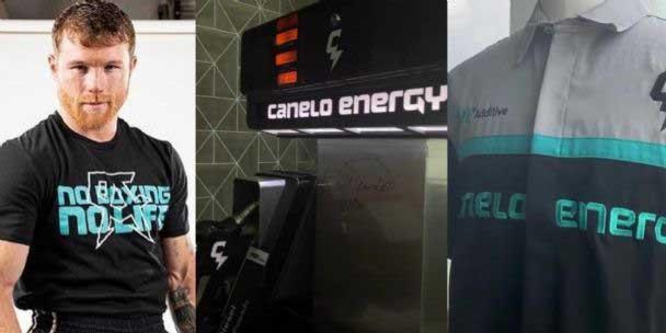 Canelo  Energy, así son las primeras vistas de las gasolineras del boxeador mexicano   El Imparcial de Oaxaca