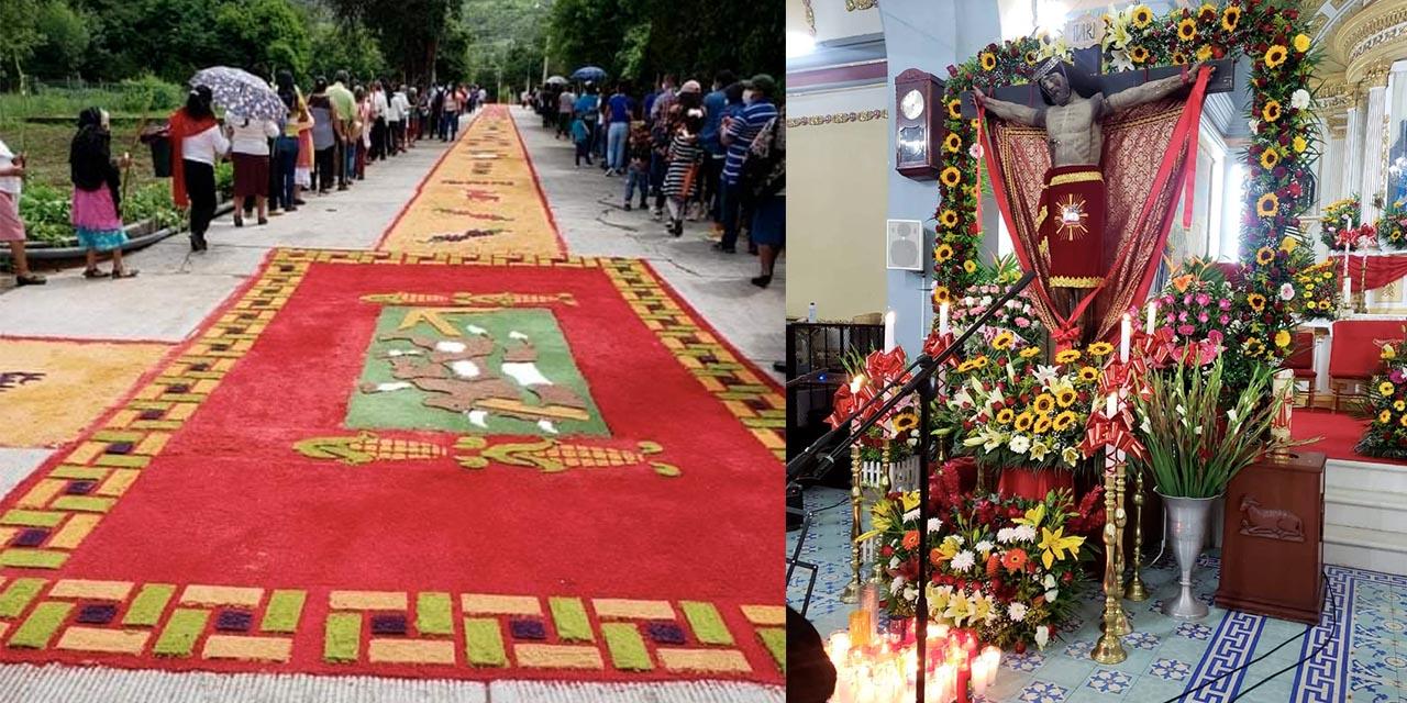 Realiza Asunción Cuyotepeji celebración religiosa | El Imparcial de Oaxaca