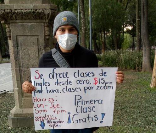 Joven ofrece clases de inglés en línea por solo 15 pesos la hora | El Imparcial de Oaxaca