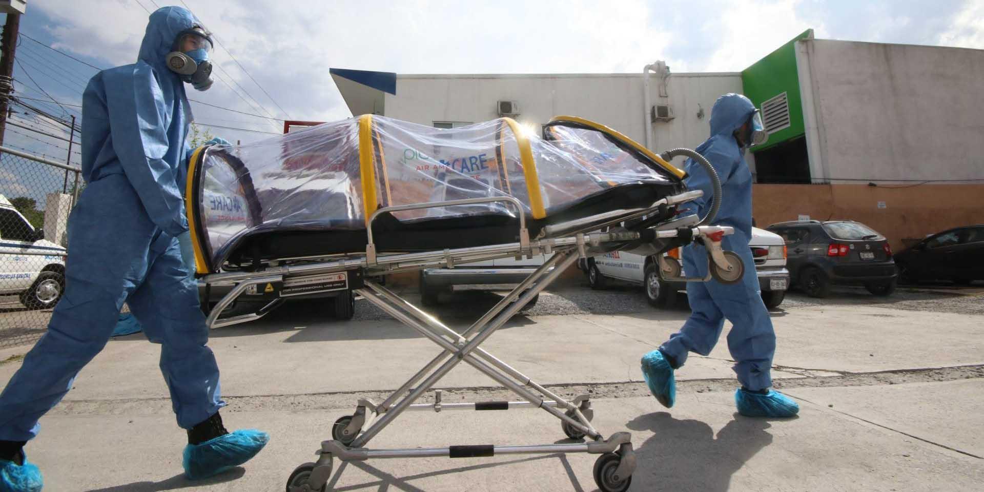 En Coahuila personal médico trabaja jornadas de 12 horas por casos covid   El Imparcial de Oaxaca