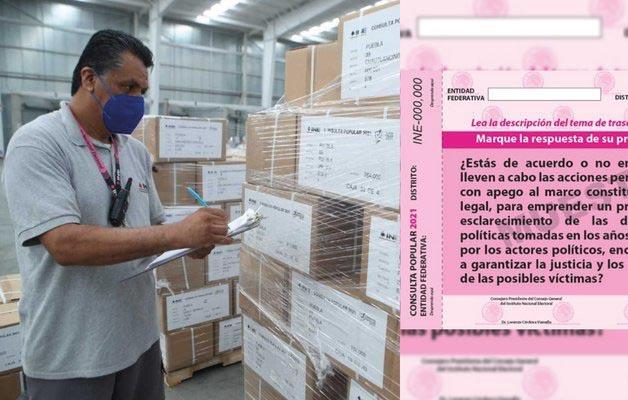 INE lleva capacitando a un 95% de funcionarios necesarios para Consulta Popular | El Imparcial de Oaxaca