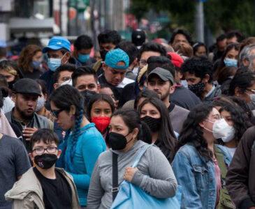 Aumento de contagios covid en México cambia color de semáforos: solo hay tres estados en verde
