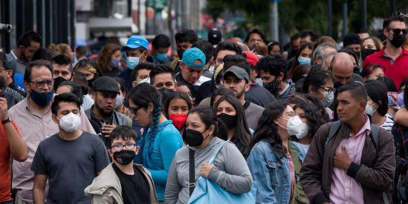 Aumento de contagios covid en México cambia color de semáforos: solo hay tres estados en verde | El Imparcial de Oaxaca