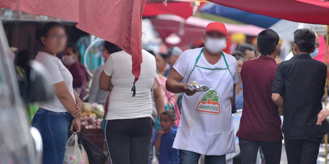 Los contagios por covid-19 no bajan, Oaxaca llega a 645 casos activos | El Imparcial de Oaxaca