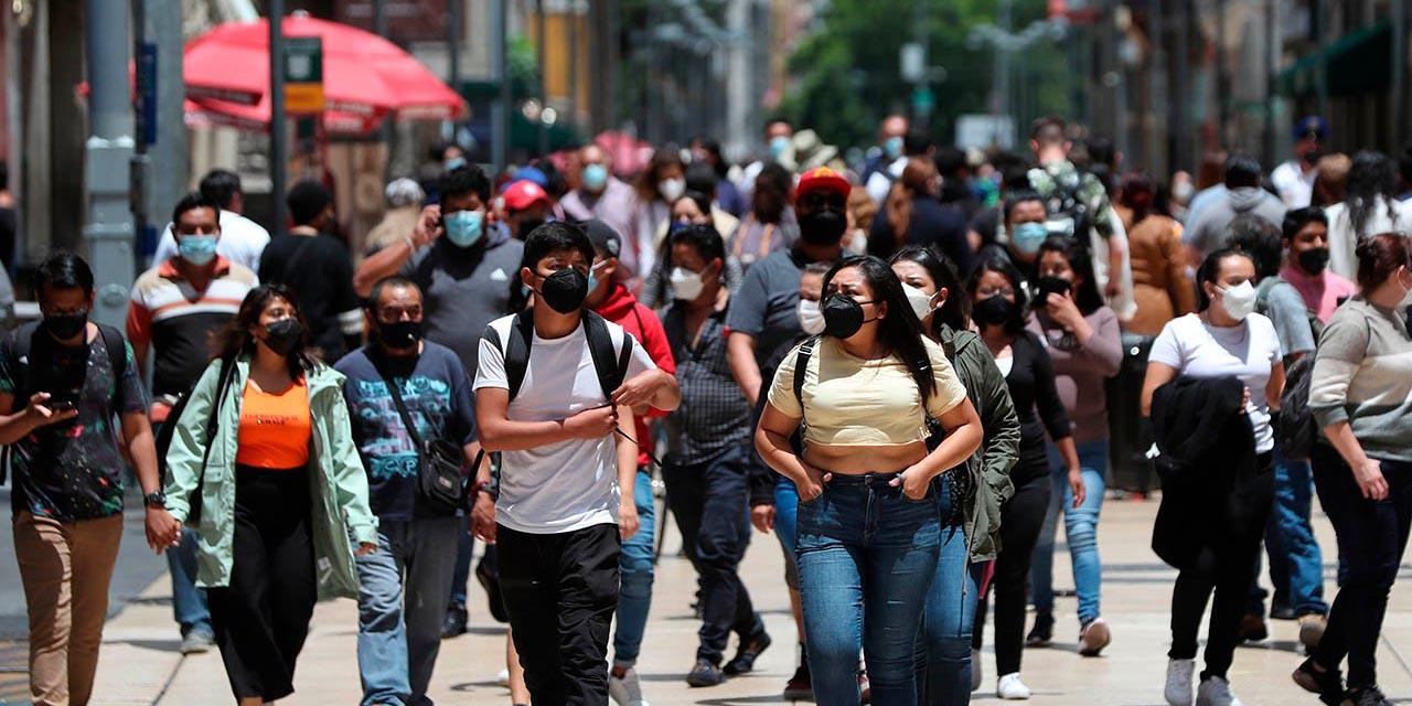 México registra nuevo récord el día de hoy: 19,028 contagios de covid y 537 muertos   El Imparcial de Oaxaca