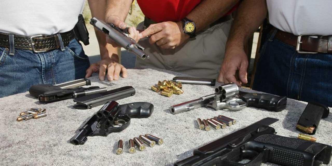 Crecen decomiso de armas, narco y tráfico de migrantes   El Imparcial de Oaxaca