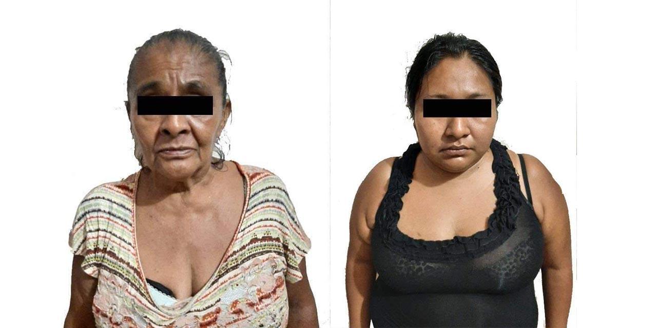 Detienen a dos mujeres oaxaqueñas por presunto secuestro de menor en Veracruz | El Imparcial de Oaxaca