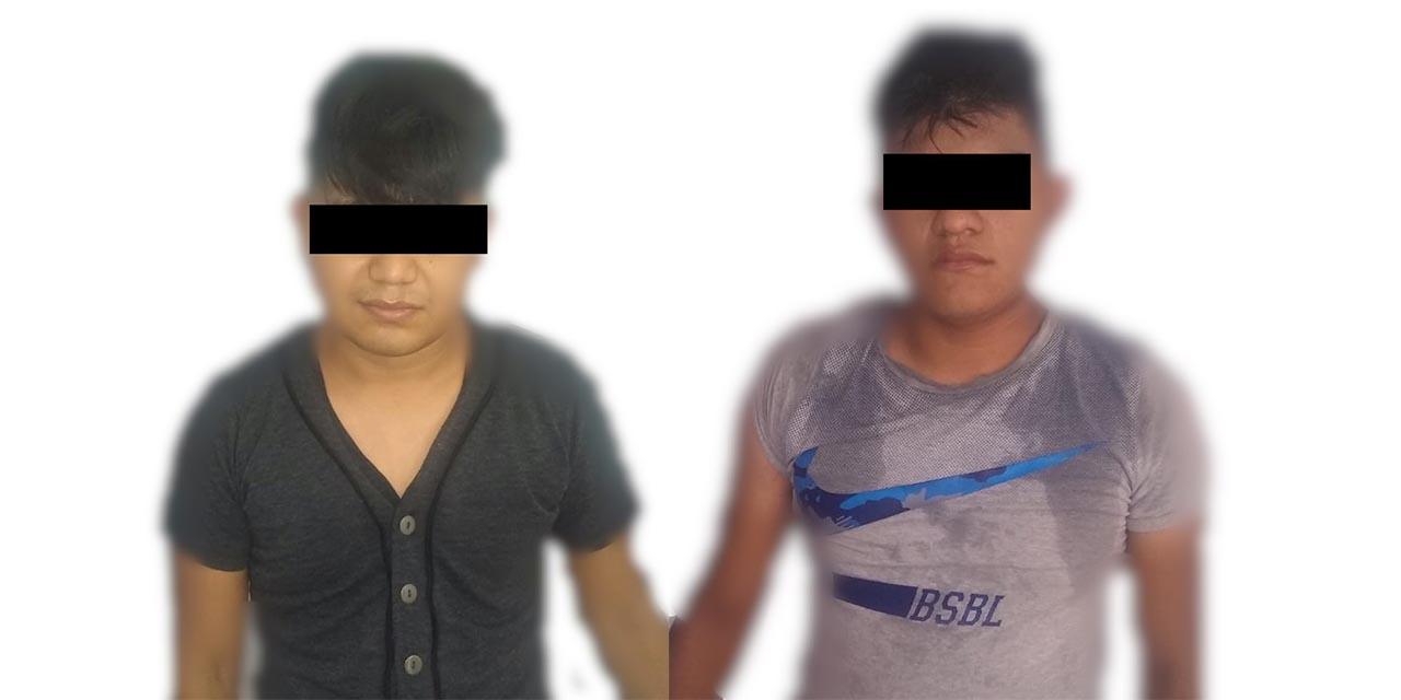 Caen dos presuntos asaltantes en Juchitán   El Imparcial de Oaxaca
