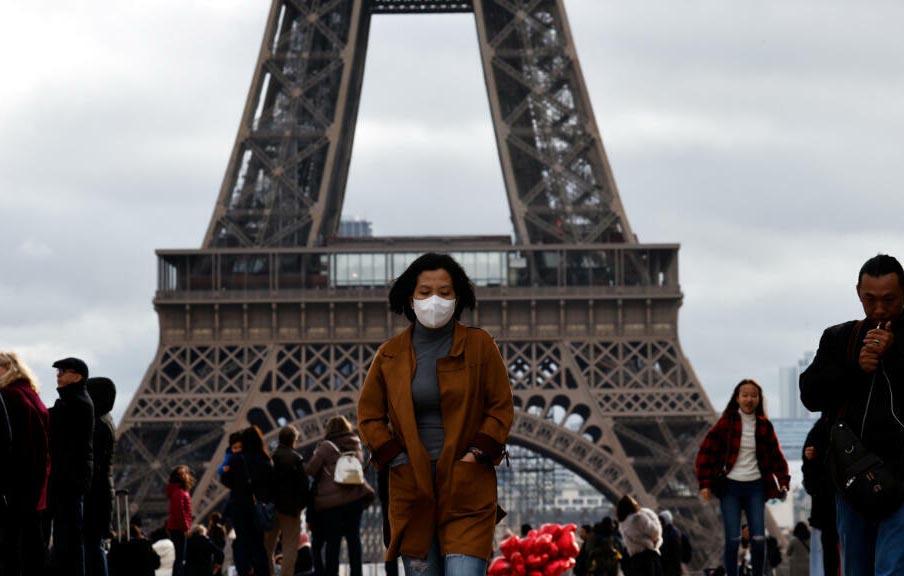 Personas sin pasaporte que visiten la Torre Eiffel deberán pagar su prueba covid | El Imparcial de Oaxaca