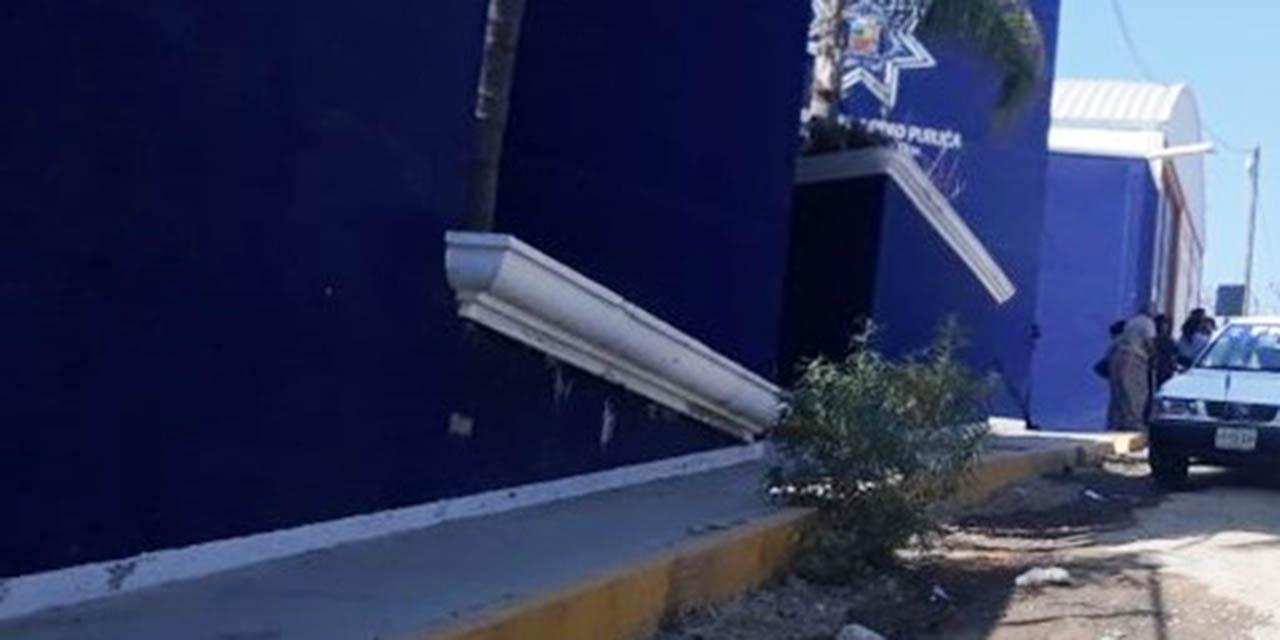 Conductor ebrio choca contra auto en Huajuapam | El Imparcial de Oaxaca