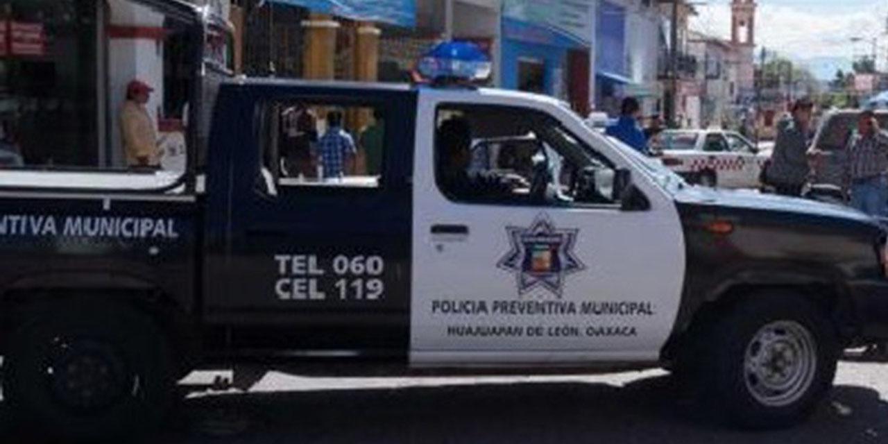Vehículo impacta a motociclista en Huajuapan   El Imparcial de Oaxaca