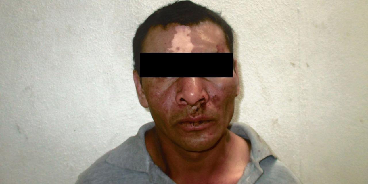 Ataca a golpes a su familia en la Colonia Solidaridad | El Imparcial de Oaxaca