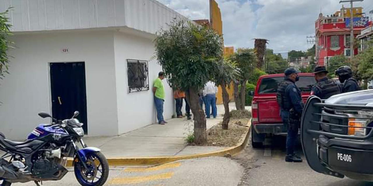 Sangriento asalto en la Colonia Reforma   El Imparcial de Oaxaca