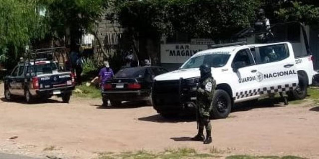 Choca y huye con su vehículo en Huajuapan | El Imparcial de Oaxaca