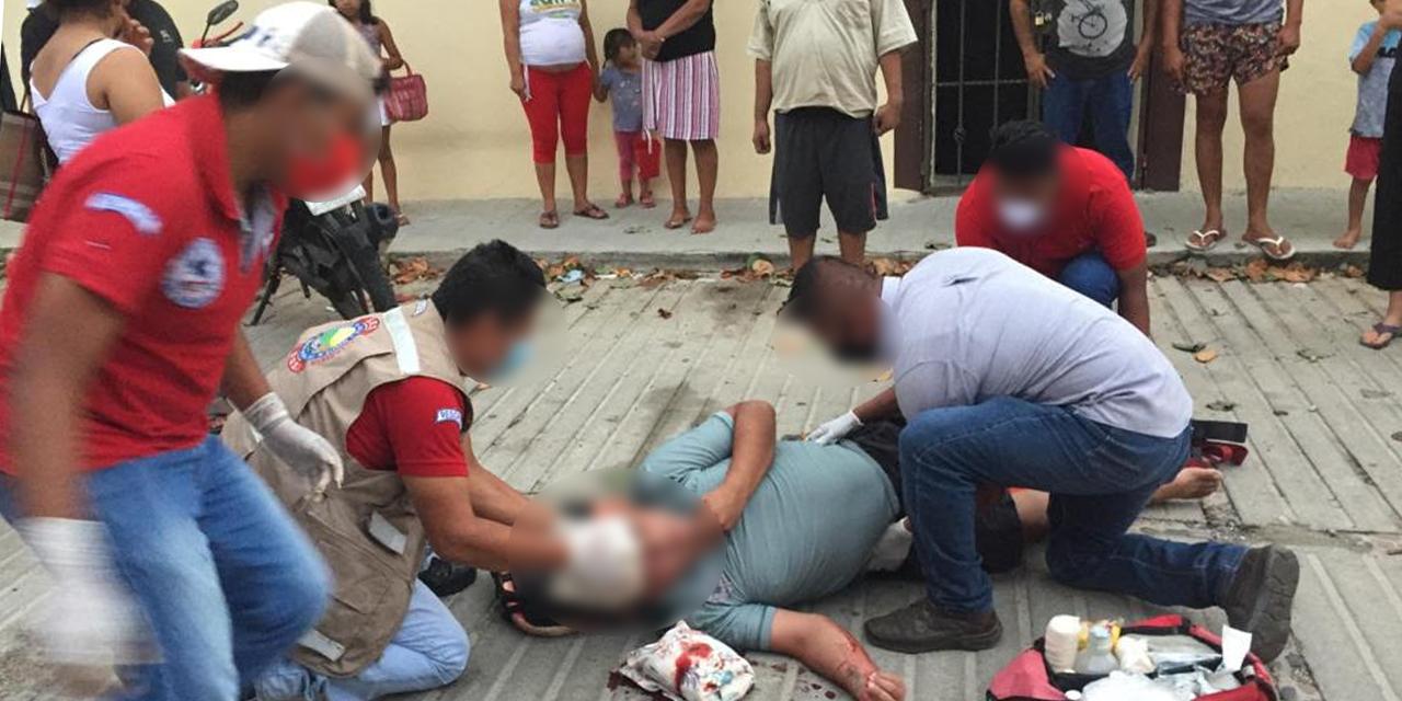 Motociclista cae y se lesiona el cráneo en Pinotepa Nacional   El Imparcial de Oaxaca