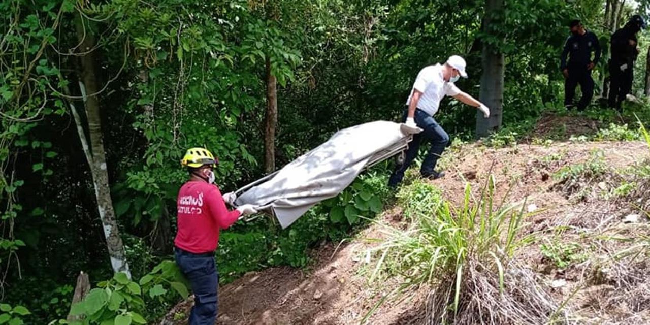 Volcadura mortal en carretera 200 | El Imparcial de Oaxaca