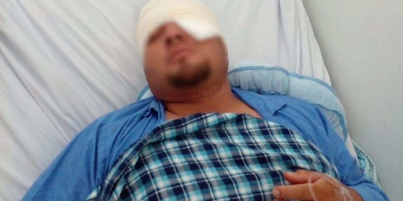Es brutalmente atacado a golpes | El Imparcial de Oaxaca