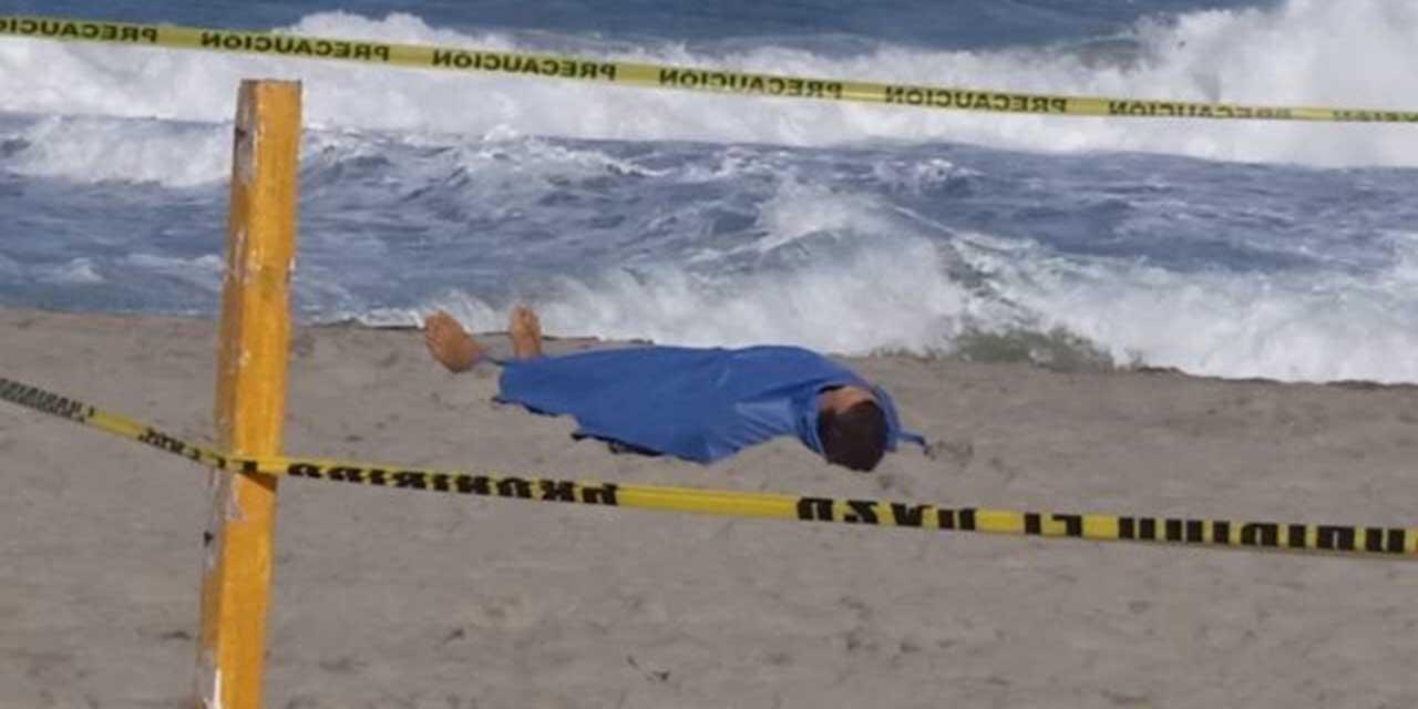 ¡Se ahoga surfista! | El Imparcial de Oaxaca