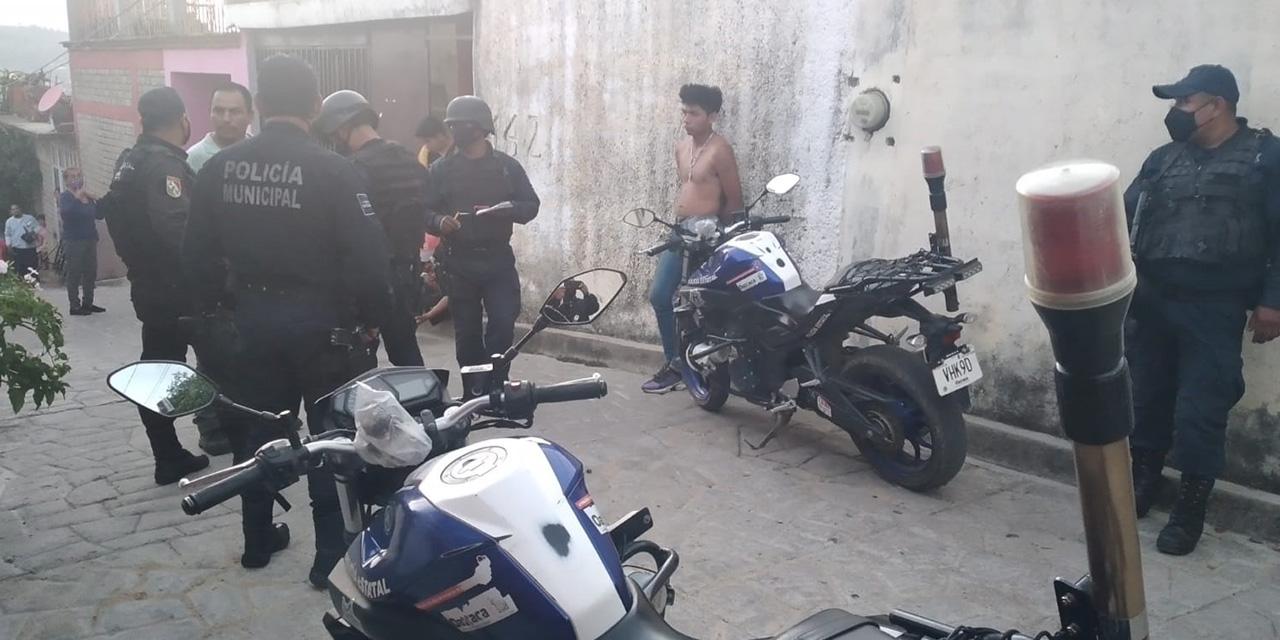 Lo golpean al se sorprendido en casa ajena | El Imparcial de Oaxaca