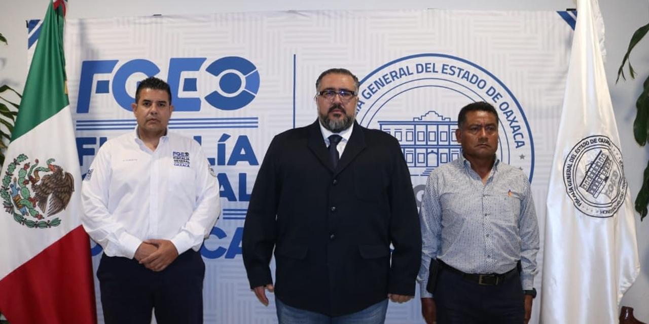 Relevo de director en la AEI   El Imparcial de Oaxaca
