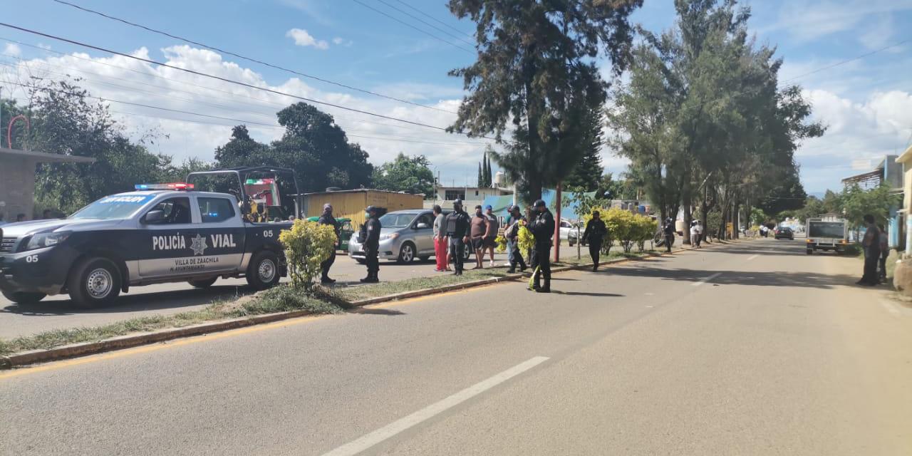 Impacto mortal en la Villa de Zaachila   El Imparcial de Oaxaca