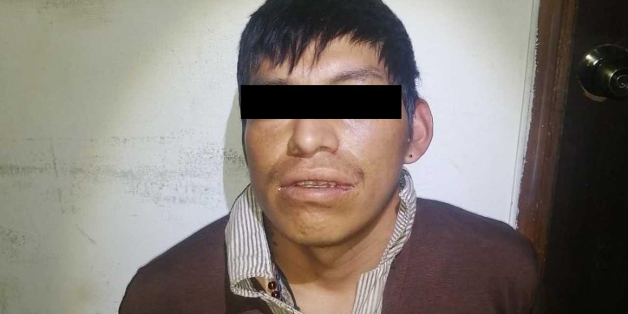 Cazan a presunto ladrón luego de robar tienda en San Felipe del Agua | El Imparcial de Oaxaca