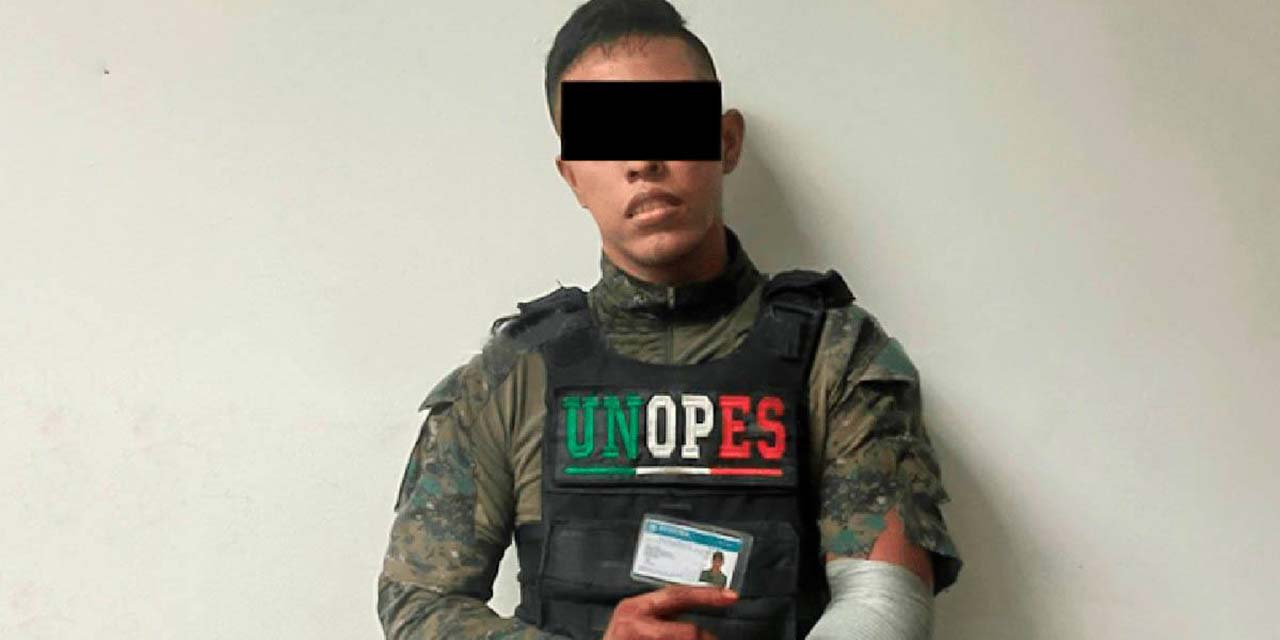Recapturan a jefe delincuencial   El Imparcial de Oaxaca
