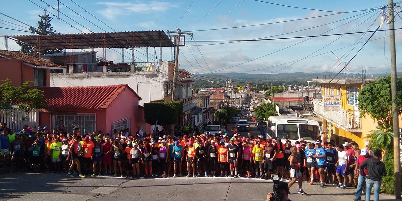 Suspenden Carrera Indio de Nuyoo   El Imparcial de Oaxaca