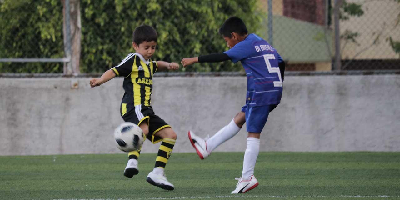 Está de regreso el futbol infantil   El Imparcial de Oaxaca