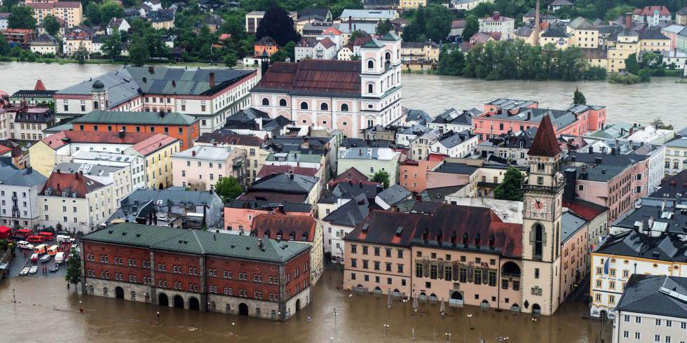 Lluvias en Europa deja ríos desbordados, inundaciones y daños materiales en casas | El Imparcial de Oaxaca