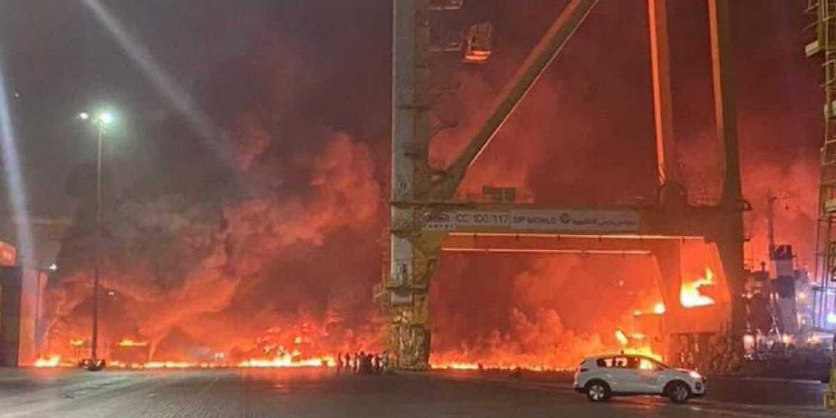 Violenta explosión en Dubái activa las alarmas de la ciudad   El Imparcial de Oaxaca