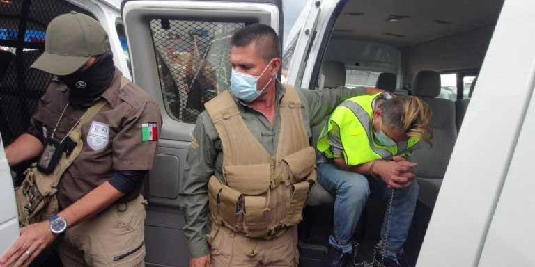 En Durango arrestan a feminicida buscado en Georgia, EU   El Imparcial de Oaxaca