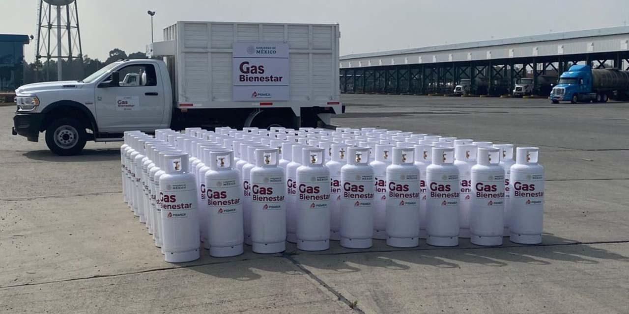 Gas Bienestar iniciará en 2 meses   El Imparcial de Oaxaca