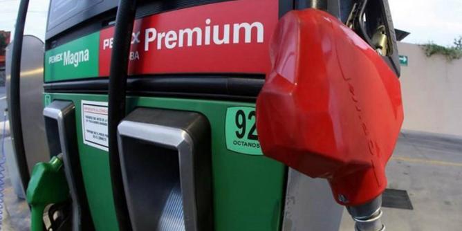 Gasolina premium hasta las nubes, el precio máximo es de $23.95 por litro   El Imparcial de Oaxaca