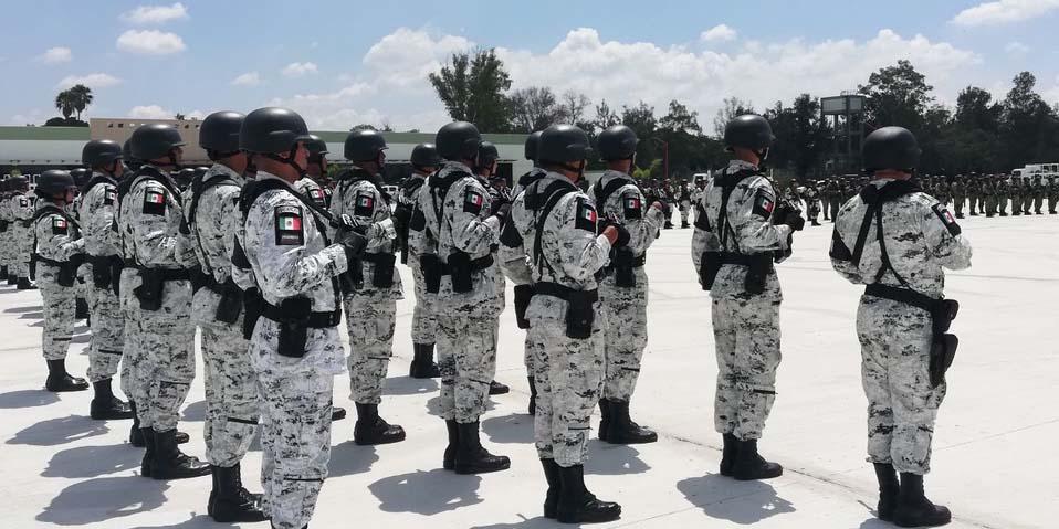 Guardia Nacional contará con ocho Centros de Adiestramiento   El Imparcial de Oaxaca