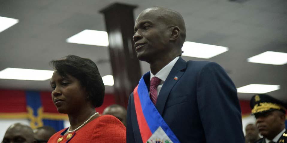 EU y Colombia mandarán personal para investigar el asesinato del presidente de Haití | El Imparcial de Oaxaca