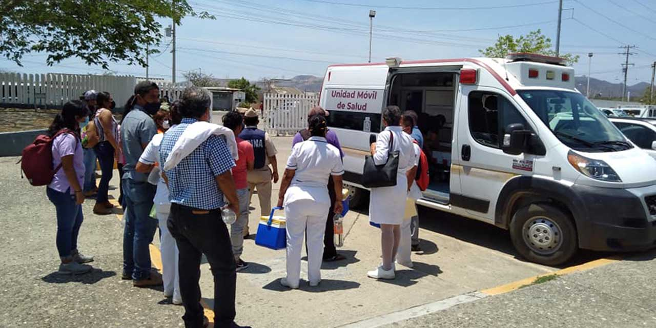 En el Istmo, rebasa pandemia a los hospitales; hay quejas | El Imparcial de Oaxaca