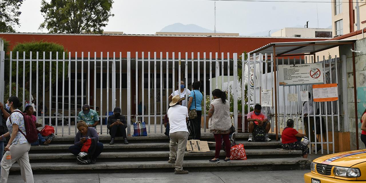 Oaxaca al borde del colapso; sin medicinas | El Imparcial de Oaxaca