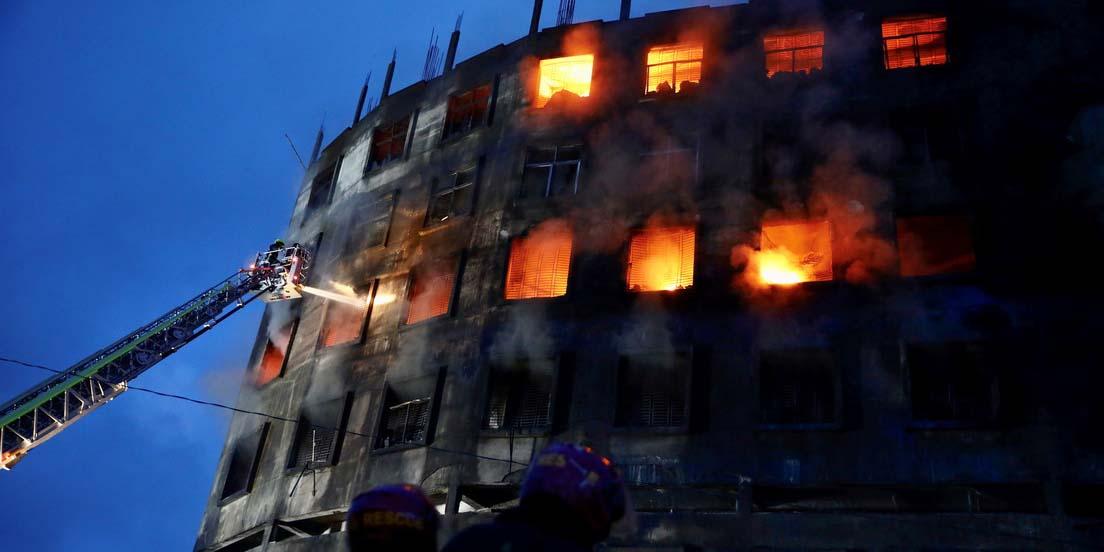 Incendio en una fábrica de Bangladesh, deja como saldo más de 50 muertos | El Imparcial de Oaxaca