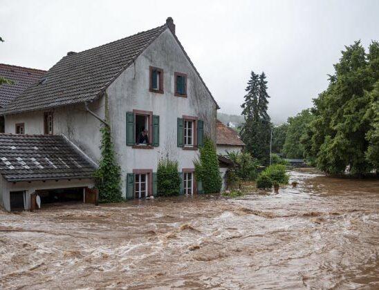 Cambio climático, ¿detrás de las inundaciones en Europa?