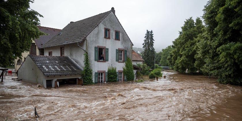 Cambio climático, ¿detrás de las inundaciones en Europa? | El Imparcial de Oaxaca